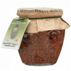 Alyvuogių ir saulėje džiovintų pomidorų užtepėlė, 180g