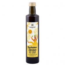 Ciberžolės-citrinų sirupas, 500 ml
