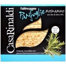 Itališka duonelė su rozmarinais, 100 g