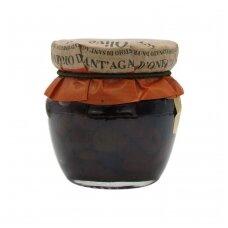 Karamelizuotos alyvuogės, 100g
