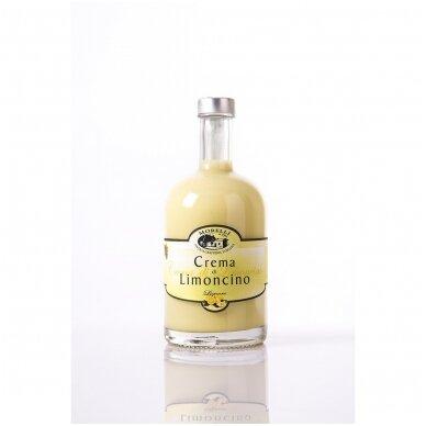 Crema di Limoncino likeris, 0.5l