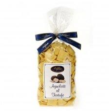 """Makaronai """"Agnolotti"""" su sūriu ir trumais, 500g"""