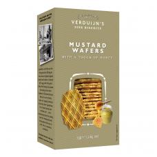 Medaus ir garstyčių vafliukai, 75g