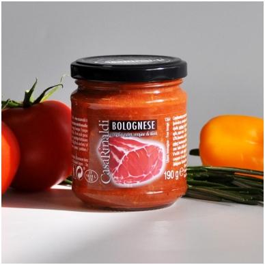 "Pomidorų padažas ""Bolognese"", 190 g 2"