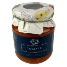 Pomidorų padažas su alyvuogėmis, 300g