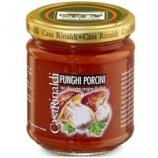 Pomidorų padažas su baravykais, 190 g
