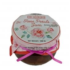 Rožių žiedlapių džemas, 140 g