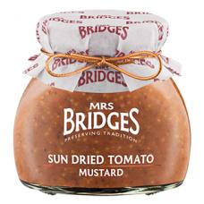 Saulėje džiovintų pomidorų garstyčios, 200g