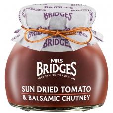 Saulėje džiovintų pomidorų ir balzamiko čatnis, 100 g