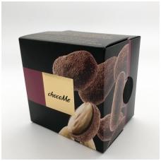Sicilijos migdolai su kava, juodu šokoladu ir kardamonu, 120g