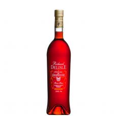 Pastriprintas vynas Pineau des Charentes Rose, 0.75l