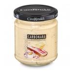 """Sūrio ir grietinėlės padažas """"Carbonara"""", 190 g"""