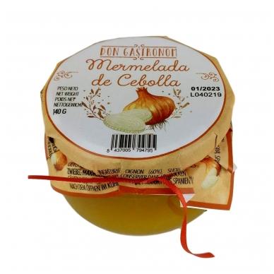 Svogūnų džemas, 140 g