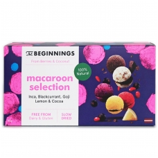 Veganiški Macaroons'ai, 80 g