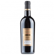 Vynas PRIMITIVO DOC RISERVA, 0.75 l