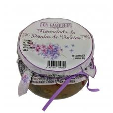 Žibuoklių žiedlapių džemas, 140 g